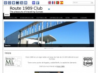 Route 1989 Club » The pleasure of traveling Europe