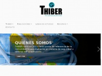 Thiber.The cibersecurity think tank | ciberespacio | ciberprotección |