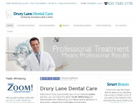 Dldc.co.uk - Drury Lane Dental Care - Teeth Whitening and Dental Treatments in Covent Garden London