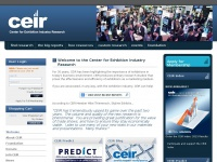 Ceir.org - Center for Exhibition Industry Research