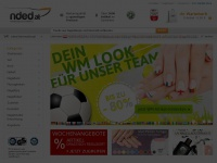 Nageldesign Shop: Günstige Nagelmodellage Produkte online kaufen | NDED.at