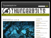 Thunderbolts.be - War- en boardgame community in Gent - Home