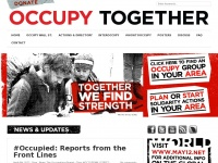 Occupytogether.org - Occupy Together | Home