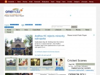 Oneindia.in - Latest India News: Business & Finance, Sports, Entertainment - Oneindia