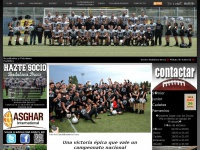 Badalona Dracs Fútbol Americano. American Football Team in Badalona, Spain. | American Football Team