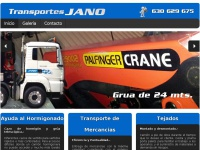 transportesjano.com