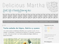 Delicious Martha - Food, life & beauty from my view