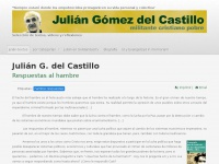 Juliangomezdelcastillo.es - Julián G. del Castillo