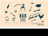 Bar  | Taberna de ideas