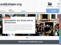 Walksteps.org | Steps to a Walkable Community