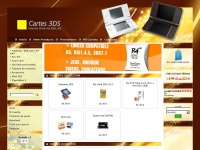 3DS Carte :: Flash cards for Nintendo DS, DSLite, DSi and 3DS :: www.3dscarte.fr