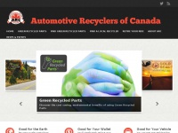 Autorecyclers.ca - Automotive Recyclers of Canada
