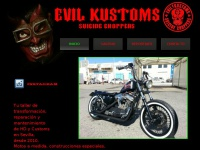 evilkustoms.com