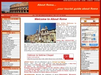 Aboutroma.com - About Rome: your tourist guide about Rome, Italy