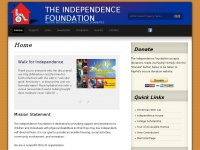 Theindependencefoundation.org - - The Independence Foundation