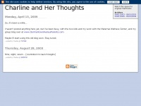 Charline.blogspot.de - Charline and Her Thoughts