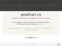 peafowl.co