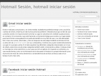 hotmailsesion.net