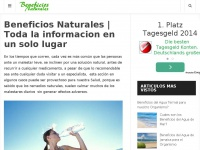 beneficiosnaturales.com