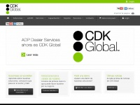 Cdkglobal.mx - CDK Global México