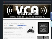vca-soundsystems.com