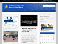 IUSP. Instituto Universitario de Seguridad Pública