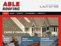 Ableroofingcompany.com - Able Roofing | Roofing Company