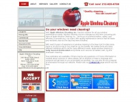 applewindowcleaning.com