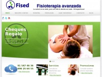 Fised.net - Fised - Fisioterapia y Osteopatía