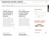 canadiandownunder.com