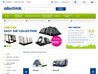 Obelink.co.uk, Tents - Awnings - Canopies - Camping accessoires