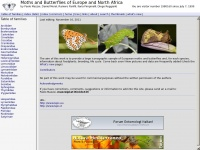 Leps.it - Moths and Butterflies of Europe and North Africa