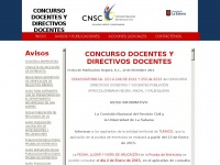 convocatoriadocentesydirectivosdocentes.com