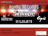 romperecords.com