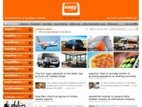easy.com : the portal site for all easyGroup companies from Stelios, the founder of easyJet