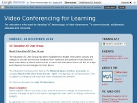 Vcfl.net - Video Conferencing for Learning