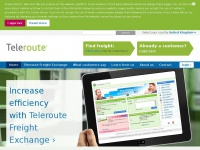 Teleroute.co.uk - Teleroute Freight Exchange - Wolters Kluwer Transport Services