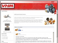 Vhm.nl - VHM - Special Racing Products
