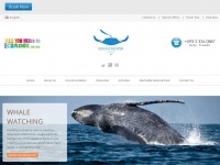 mantarayalodge.com