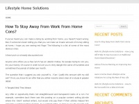 Lifestylehomesolutions.ca - Lifestyle Home Solutions