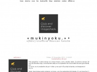 Vneu.blogspot.de - « m u k i n y o k u ν[NEU] Unofficial Mexican Fansite
