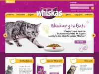 Whiskas.com.co - Whiskas® Colombia