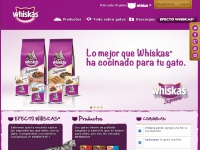 whiskas.com.mx