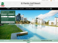 elplantiogolfresort.es