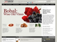 Foods and Wines from Spain. Everything you should know about Spanish food, Spanish wine and gastronomy from Spain.
