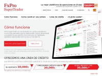 Fxpro-supertrader.es - Supertrader - FxPro SuperTrader - a cutting-edge investment platform Like No Other