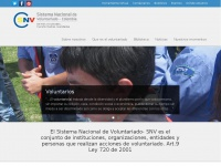 snvcolombia.org Thumbnail