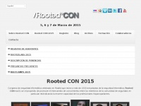 Rooted CON | 5th – 7th March, 2015