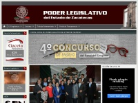 Congresozac.gob.mx - Poder Legislativo del Estado de Zacatecas - LXIII Legislatura