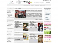 Portal Educativo CONEVyT